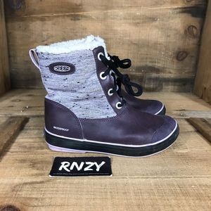 Keen Waterproof Elsa Warm Lined Boot